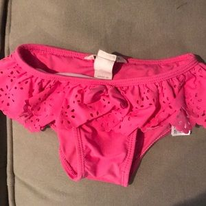 Monsoon Swim - Eyelet bow bikini bottom